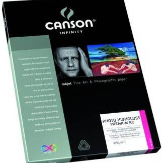 Canson Photo Highgloss Premium RC 315 g/m²